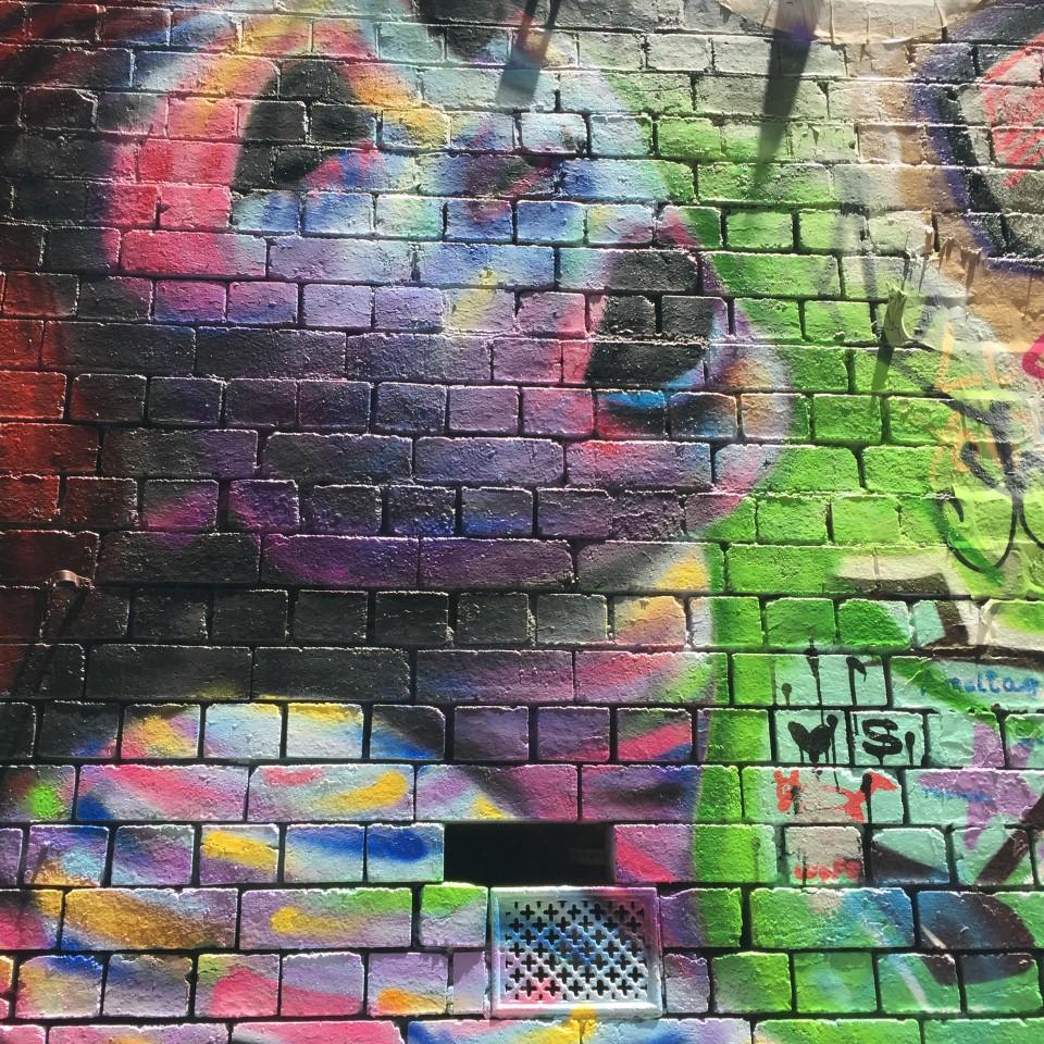 Hosier Lane Graffiti