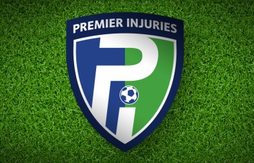 Premier Injuries design and brand development