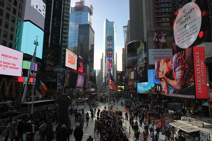 Nuke in New York City.